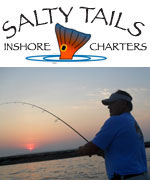 Salty Tails Fishing & Sightseeing Charters